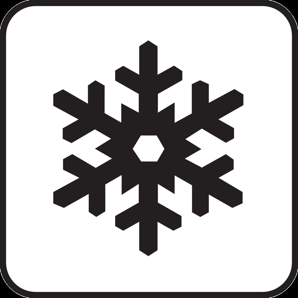 snow, snowflake, plate